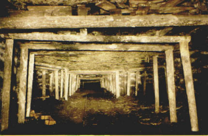 Wolf Mountain Colliery A Virtual Tour